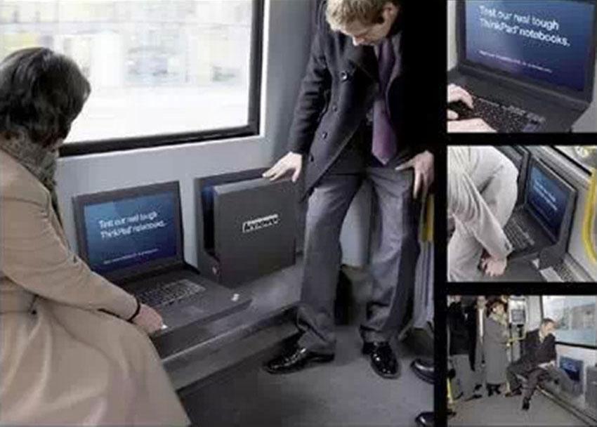 4.奥利奥电梯广告图片